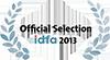 Official Selection IDFA Festival 2013