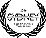Winner Best Narrative Feature Film Sydney World Film Festival 2016