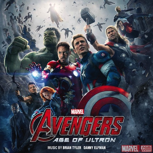 Avengers: Age of Ultron (Original Motion Picture Soundtrack)