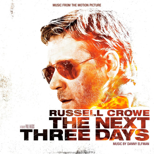 The Next Three Days (Music from the Motion Picture)