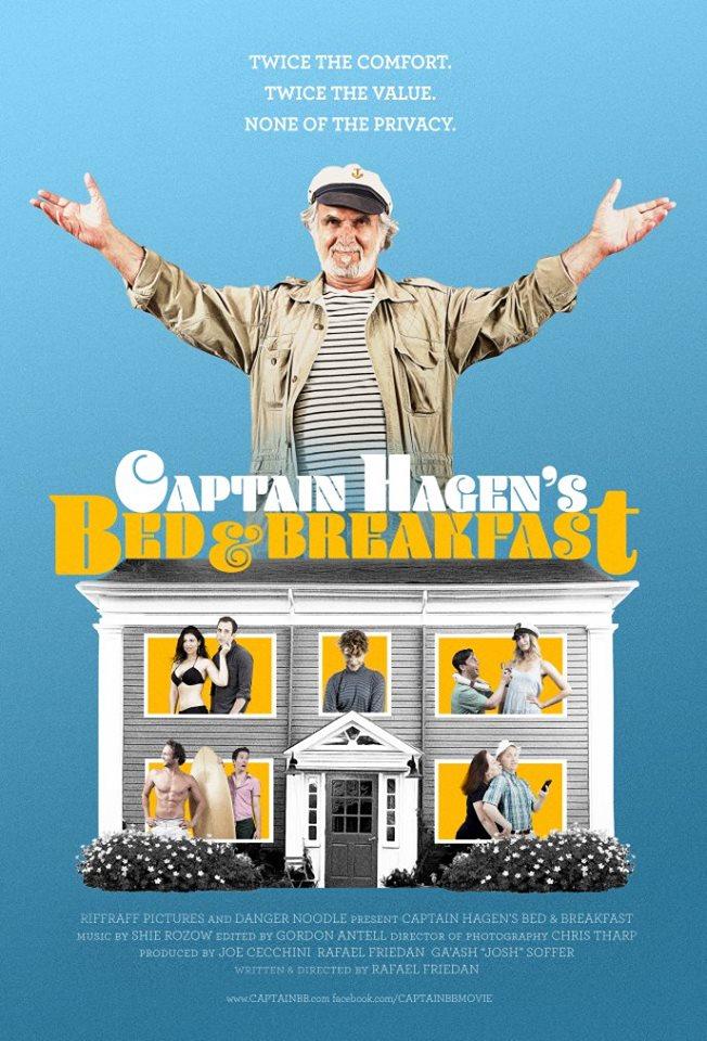 Captain Hagen's Bed & Breakfast Movie Poster