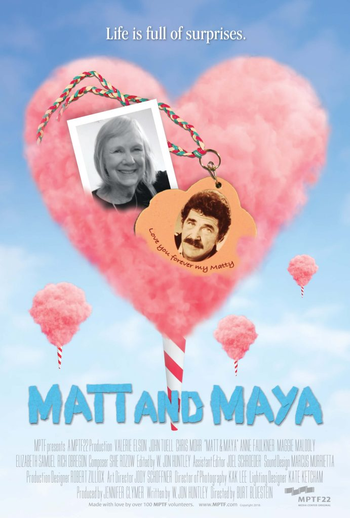Matt & Maya Movie Poster