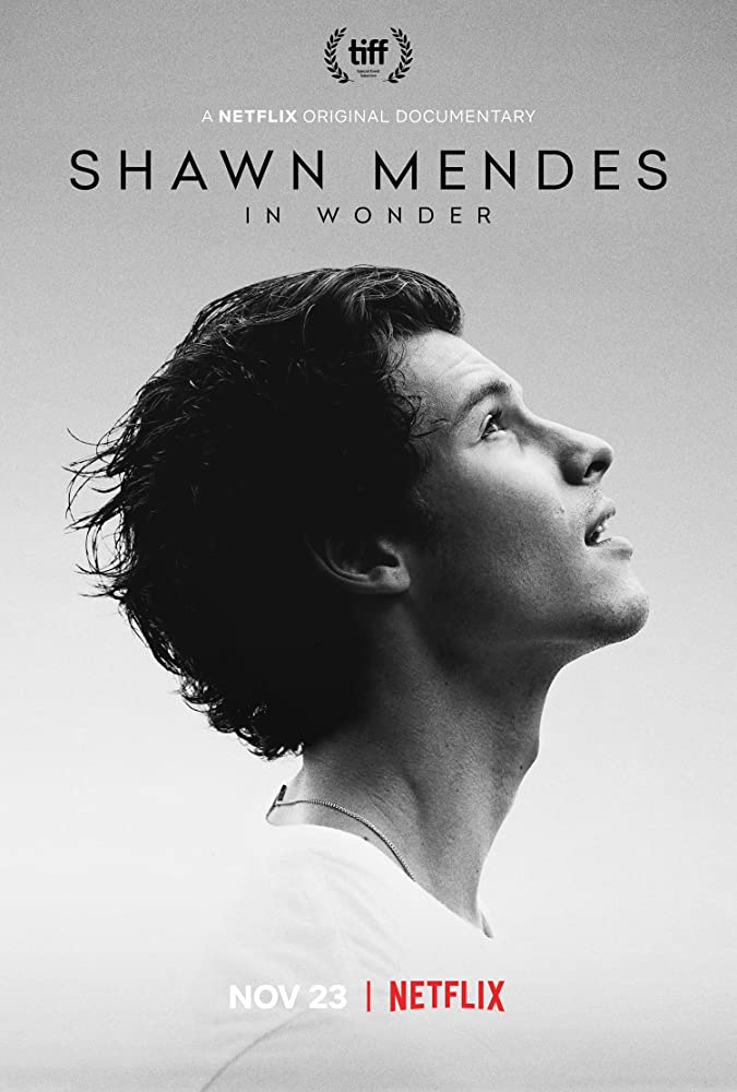 Shawn Mendes: In Wonder Movie Poster