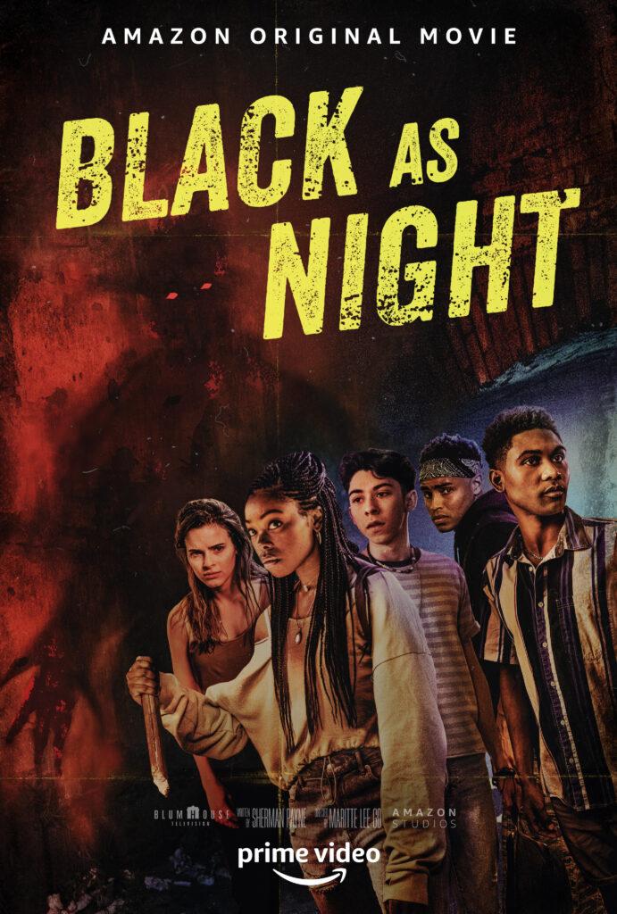 Black as Night Movie Poster