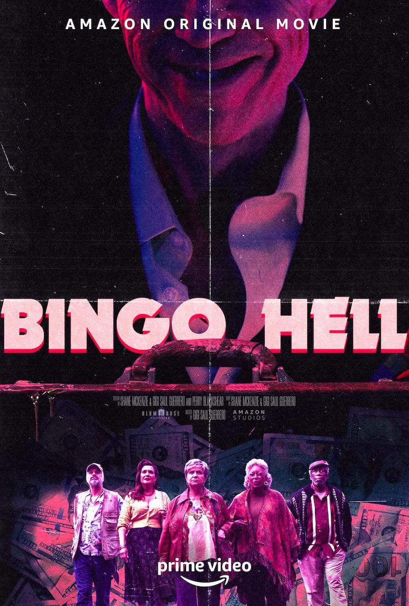 Bingo Hell Music Poster